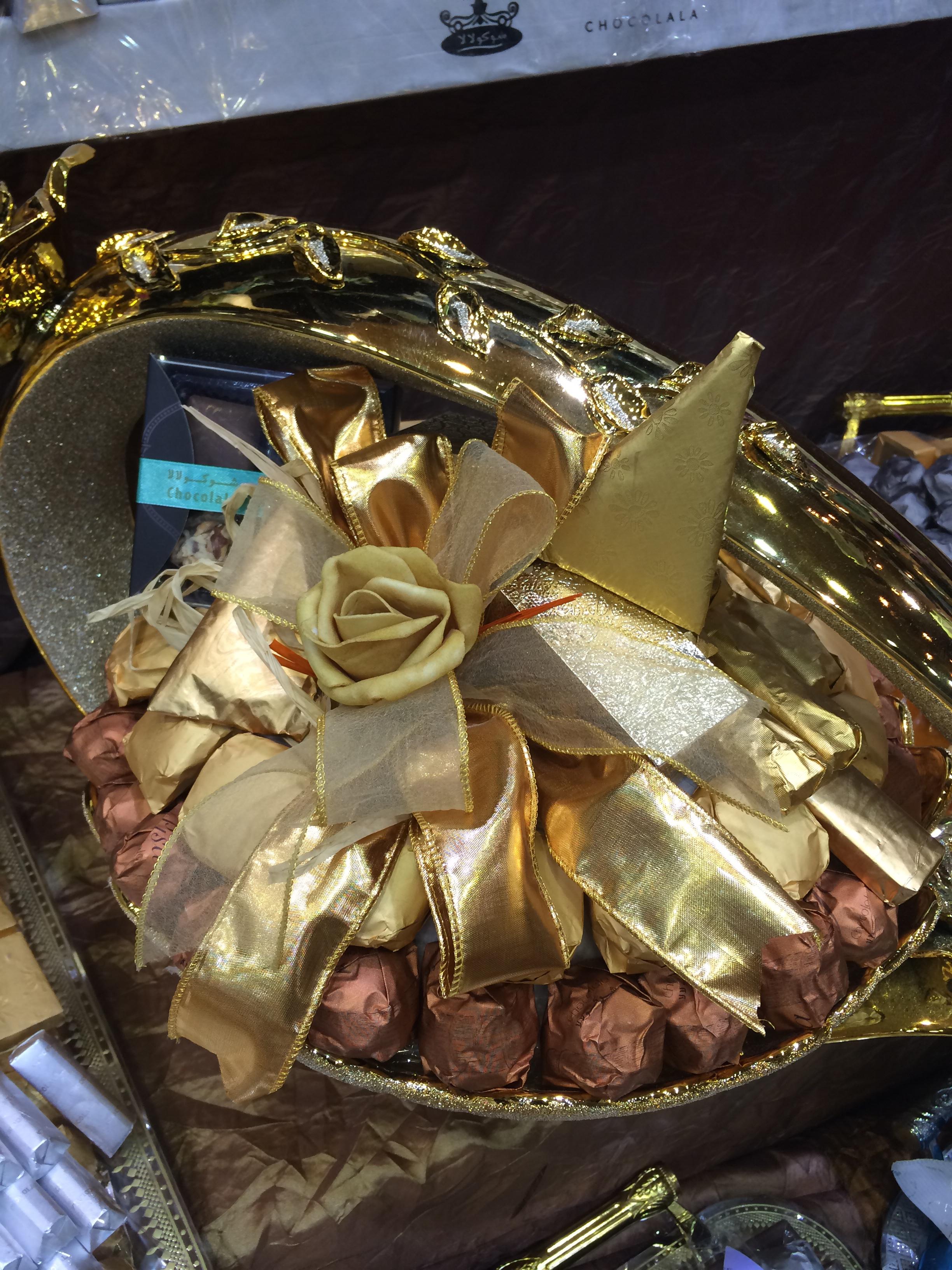 Baby Gift Basket Dubai : Day chocolala blessed days in dubai