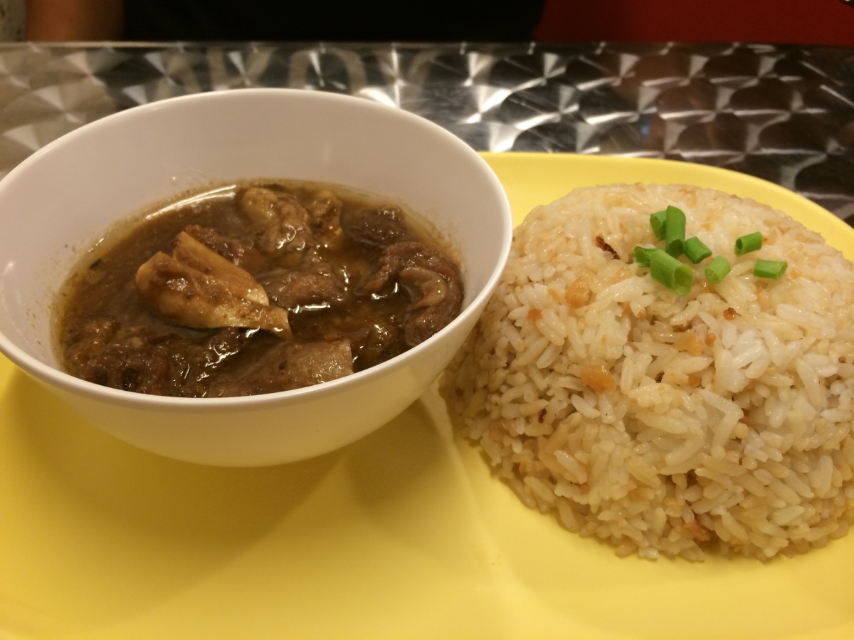 Pares Express, Dubai