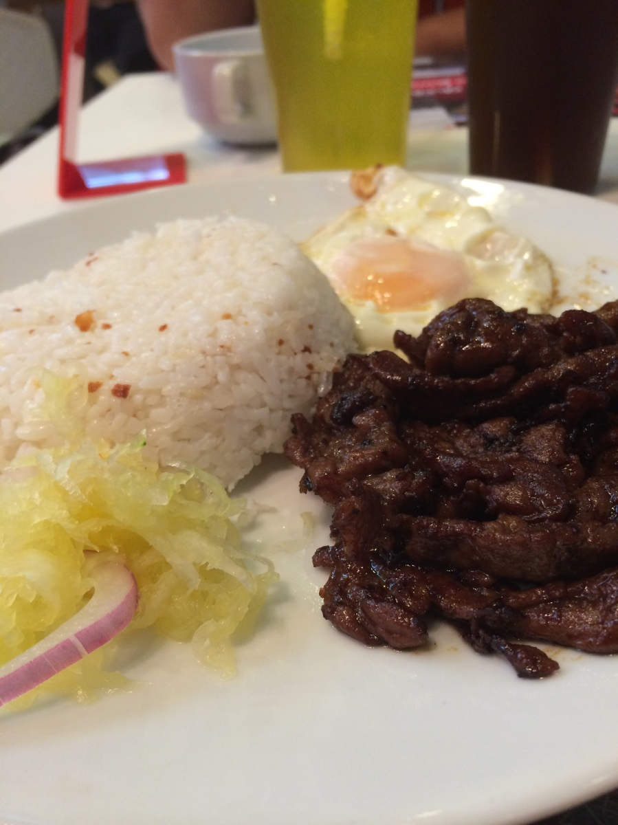 Getting My Tapsilog Fix at Tapa King, Dubai