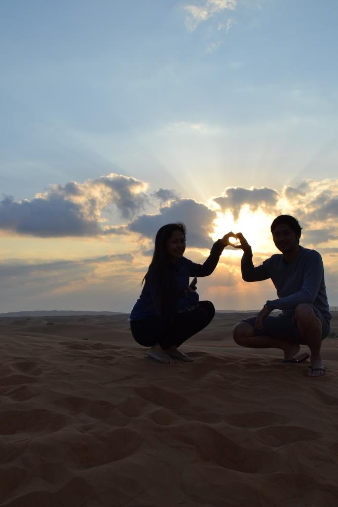 Dubai Desert Camping, Pinoy Style! (Part 2) (2/6)