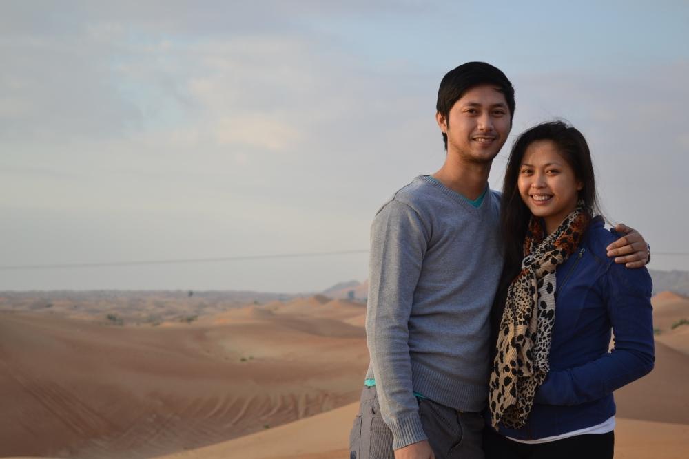 Dubai Desert Camping, Pinoy Style! (Part 2) (4/6)