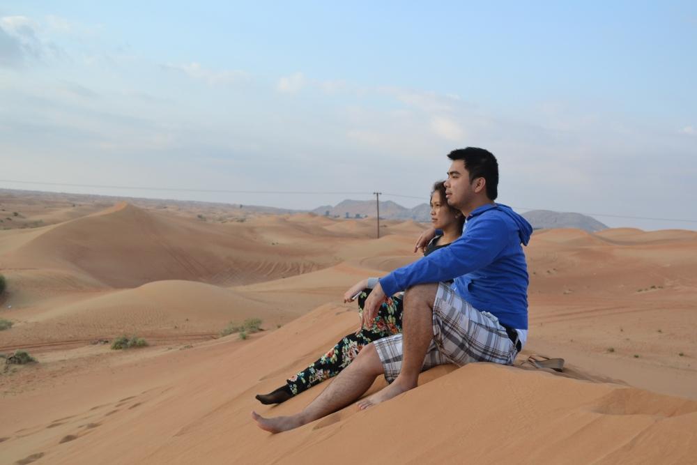 Dubai Desert Camping, Pinoy Style! (Part 2) (6/6)