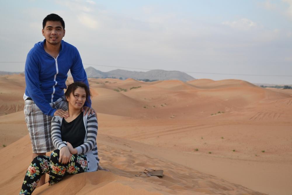 Dubai Desert Camping, Pinoy Style! (Part 2) (5/6)
