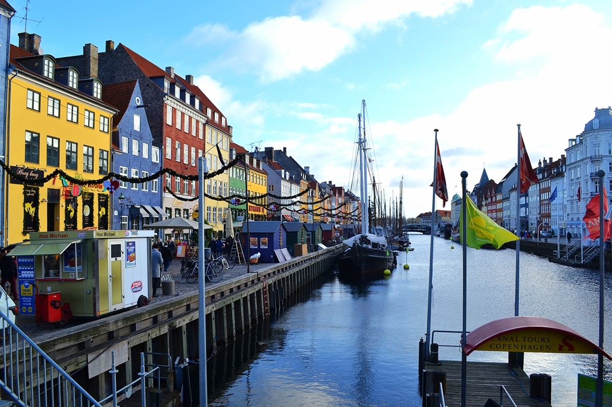 Copenhagen - 50 Shades of Nyhavn