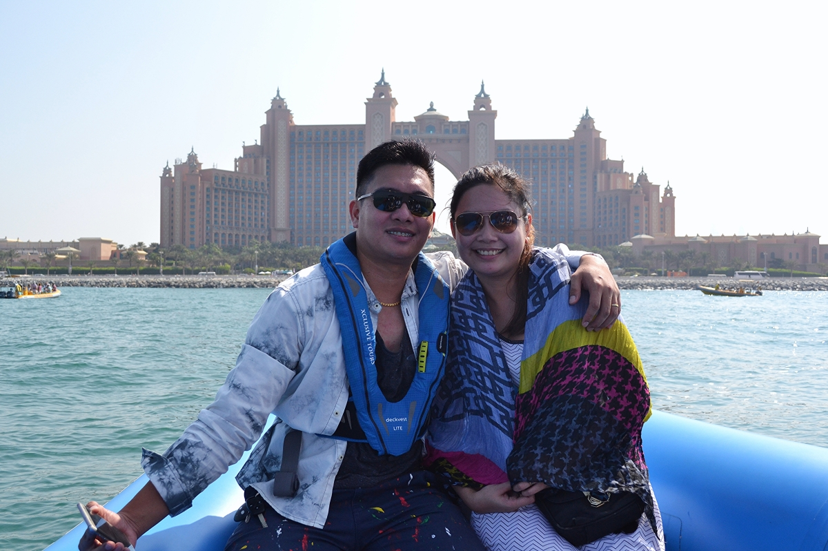 90-Minute Sightseeing Boat Tour with Xclusive Tours Dubai